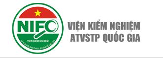 Viện kiểm nghiệm ATVSTP
