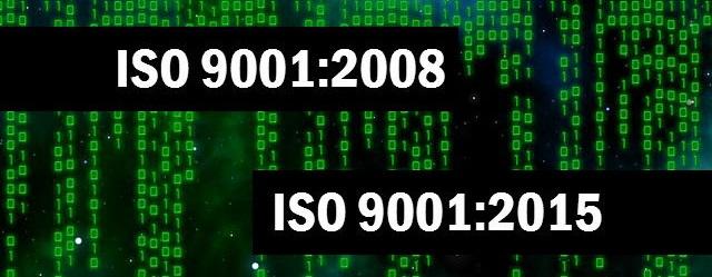 Các bước chuyển đổi từ ISO 9001:2008 sang ISO 9001:2015