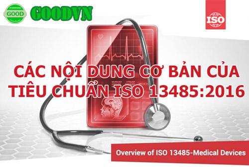Tiêu chuẩn ISO 13485:2016 - Hệ thống quản lý an toàn thiết bị y tế