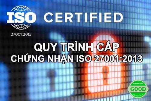 Dịch vụ cấp giấy chứng nhận ISO 27001:2013