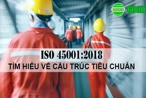 Tiêu chuẩn ISO 45001:2018 | An toàn sức khỏe nghề nghiệp